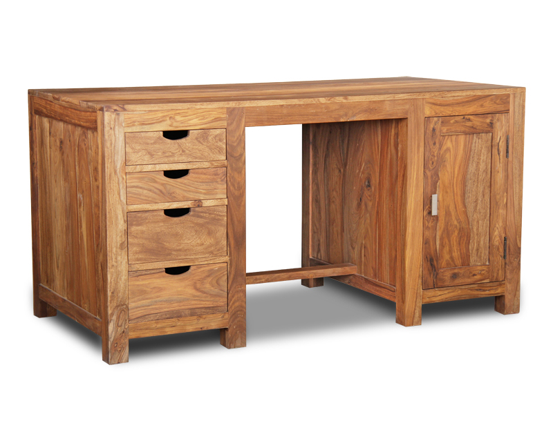 Sheesham Wood Furniture Bonsoni Sochi Sheesham Bench
